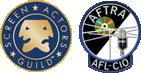 SAG-AFTRA Logos